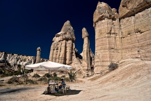 Love valley - Cappadocia